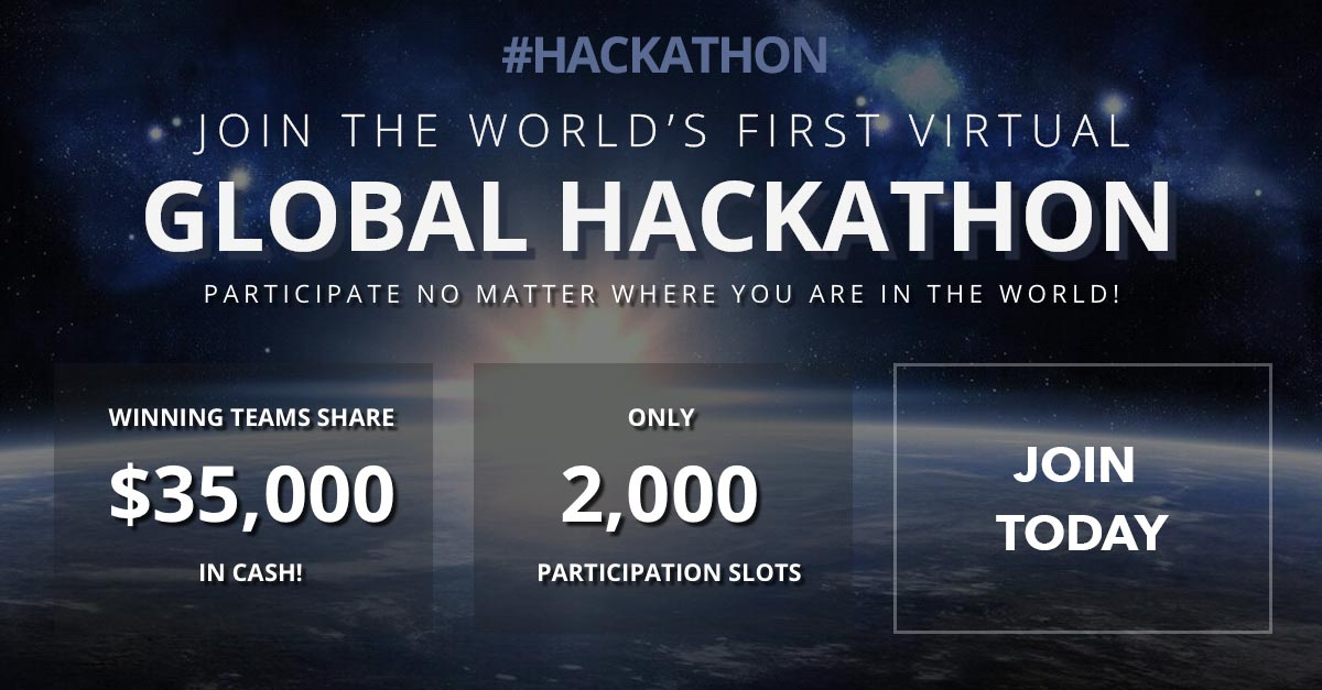 Sprintly is sponsoring a global hackathon