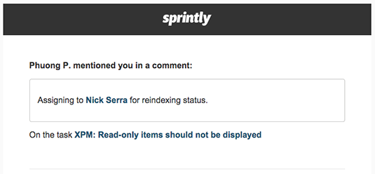 Nick Serra's email