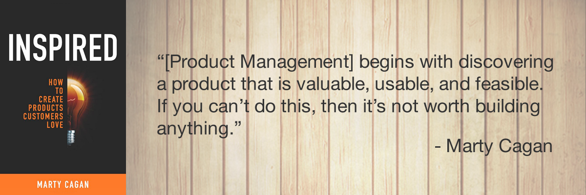 What is a Product Manager? Marty Cagan explains.