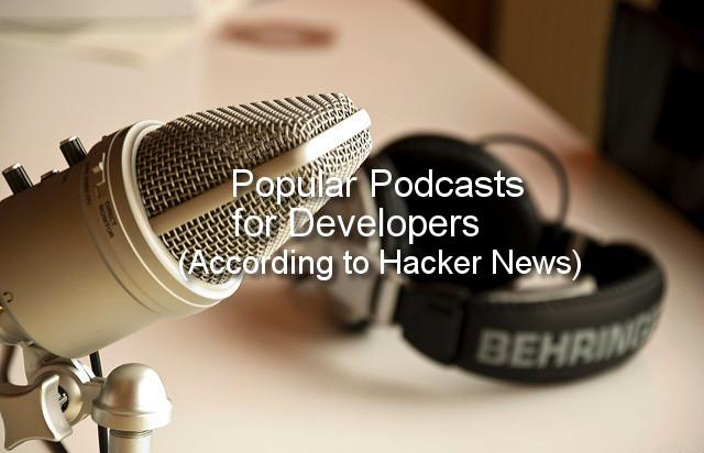 Developer Podcasts