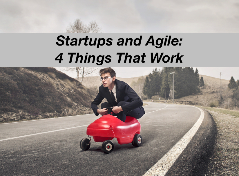 Startups and Agile